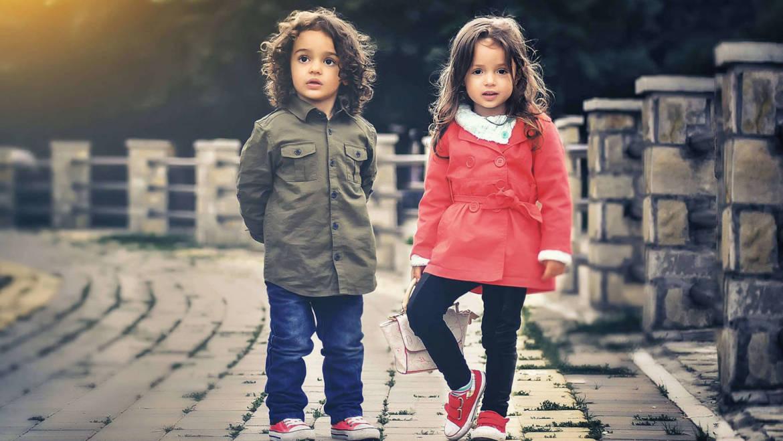 Corso Abbigliamento Bambini