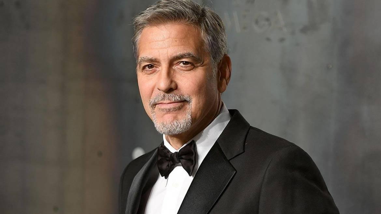 La nostra allieva Valentina sul set di George Clooney.